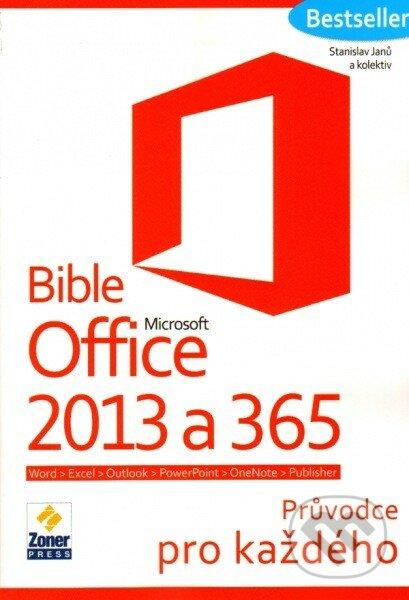 Peticenemocnicesusice.cz Bible Microsoft Office 2013 a 365 Image