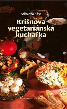 Fatimma.cz Krišnova vegetariánská kuchařka Image