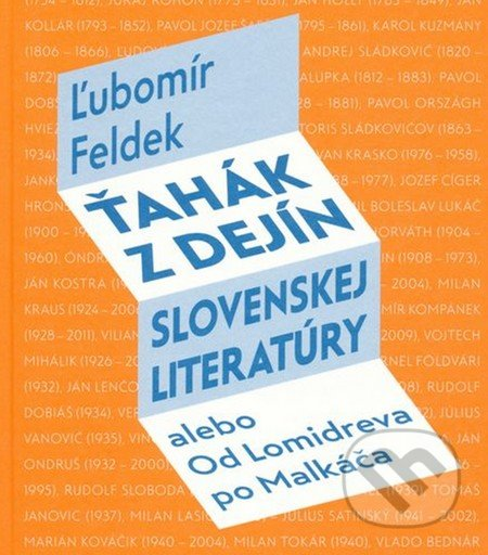 Fatimma.cz Ťahák z dejín slovenskej literatúry Image