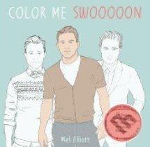 Color Me Swooooon - Mel Elliott