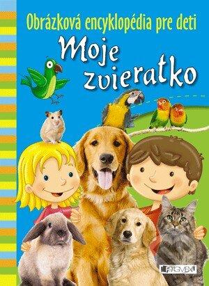 Fatimma.cz Obrázková encyklopédia pre deti – Moje zvieratko Image