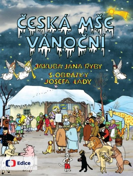 Česká mše vánoční - Jakub Jan Ryba