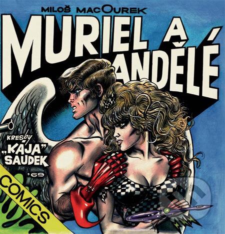 Kniha: Muriel a andělé (Miloš Macourek a Kája Saudek) | Martinus