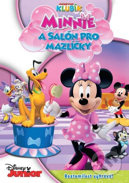 Mickeyho klubík: Minnie a Salón pro mazlíčky DVD