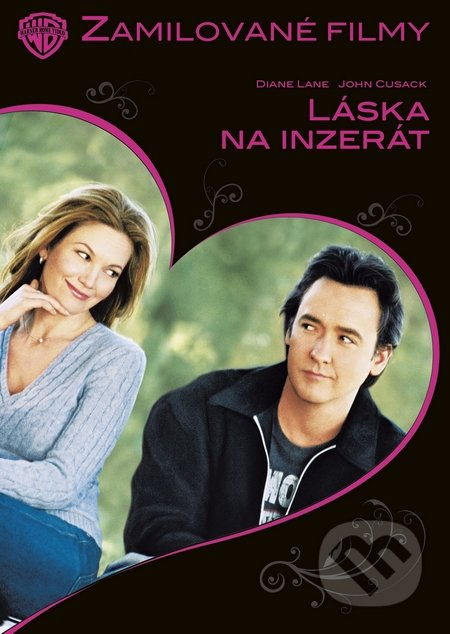 Láska na inzerát DVD