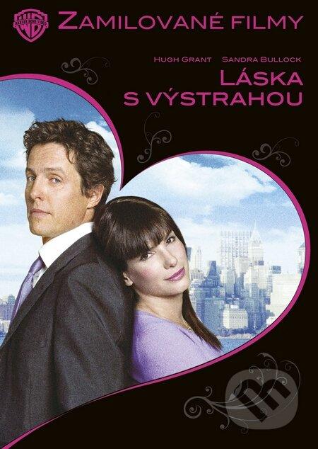 Láska s výstrahou DVD
