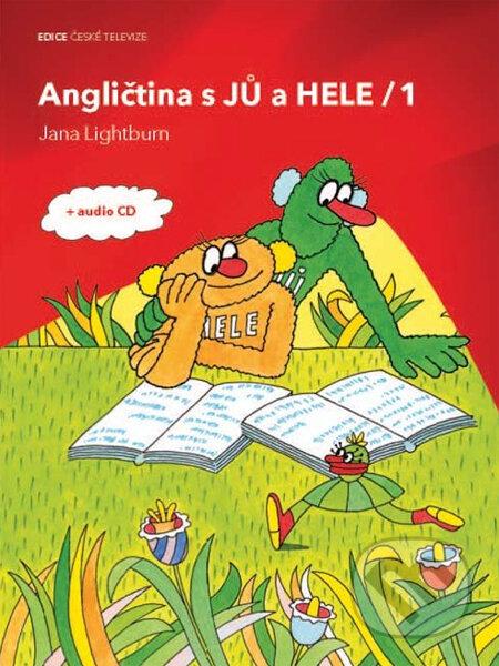 Fatimma.cz Angličtina s JŮ a HELE 1 + audio CD Image