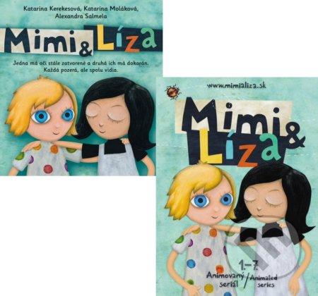 Fatimma.cz Mimi a Líza (kolekcia kniha + DVD) Image