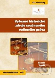 Fatimma.cz Vybrané historické zdroje současného rodinného práva Image
