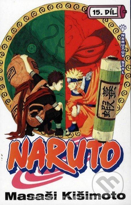 Fatimma.cz Naruto 15: Narutův styl Image