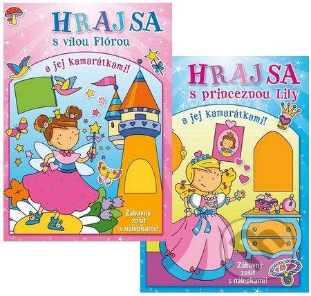 Peticenemocnicesusice.cz Hraj sa...  II. (kolekcia dvoch hravých zošitkov pre deti) Image