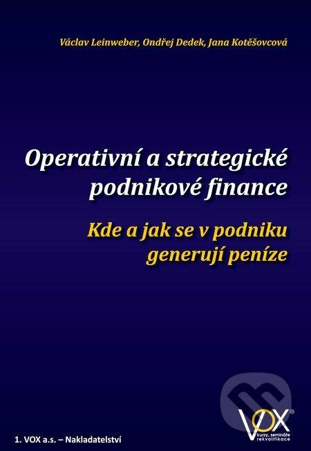 Interdrought2020.com Operativní a strategické podnikové finance Image