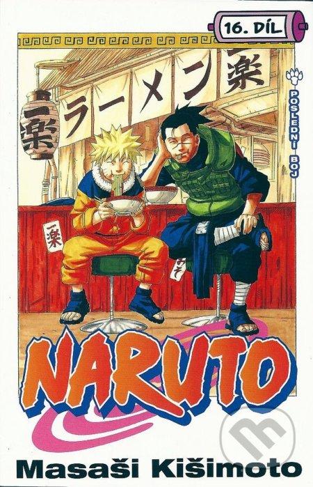 Fatimma.cz Naruto 16: Poslední boj Image
