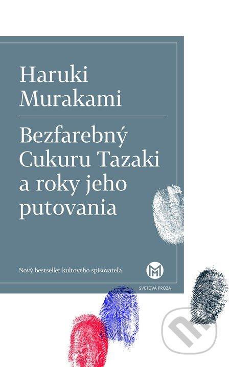 Fatimma.cz Bezfarebný Cukuru Tazaki a roky jeho putovania Image
