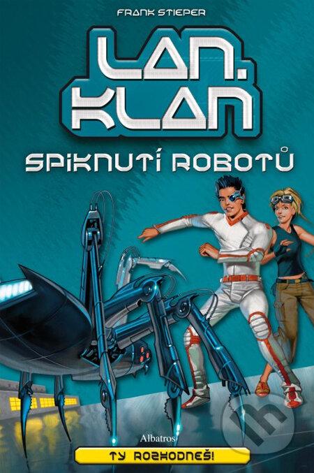 Newdawn.it LANklan: Spiknutí robotů Image