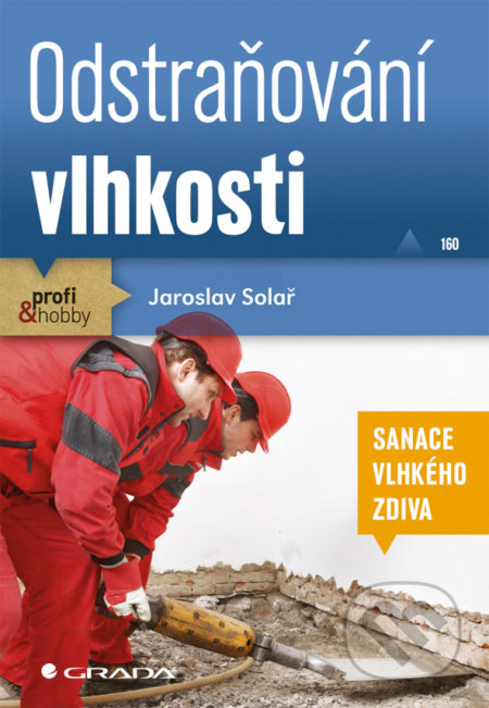 Odstraňování vlhkosti - Jaroslav Solař