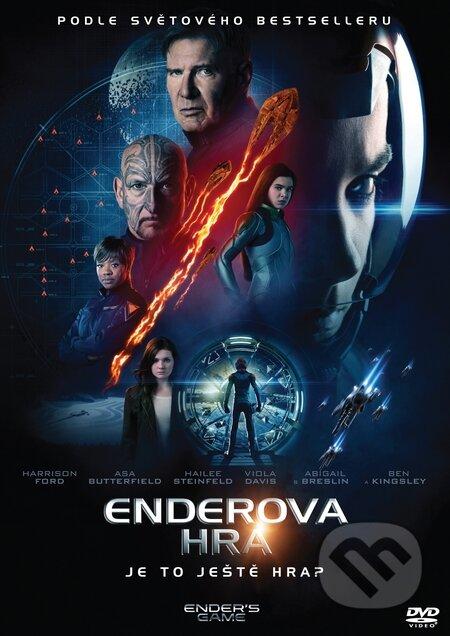 Enderova hra DVD