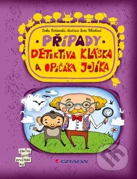 Fatimma.cz Prípady detektiva Kláska a opičáka Jojíka Image