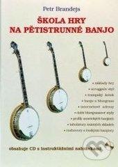 Fatimma.cz Škola hry na pětistrunné banjo + CD Image