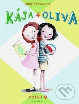 Fatimma.cz Kája + Oliva (Kniha 1) Image