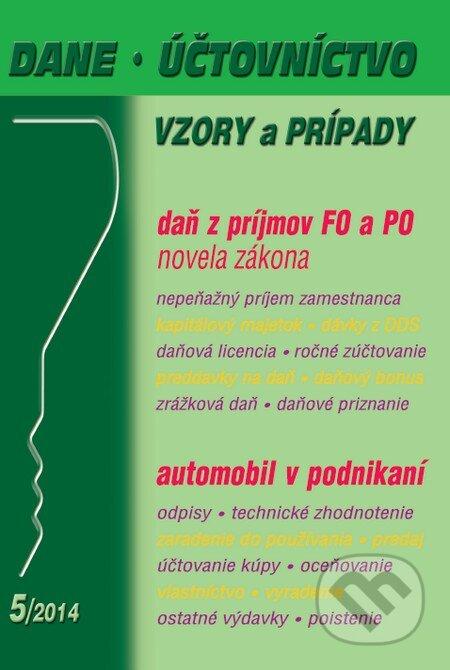 Venirsincontro.it Dane, účtovníctvo 5/2014 Image
