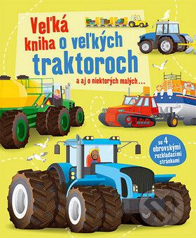 Fatimma.cz Veľká kniha o veľkých traktoroch Image
