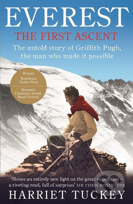 Kniha  Everest  The First Ascent (Harriet Tuckey)  a7ccd7ed389