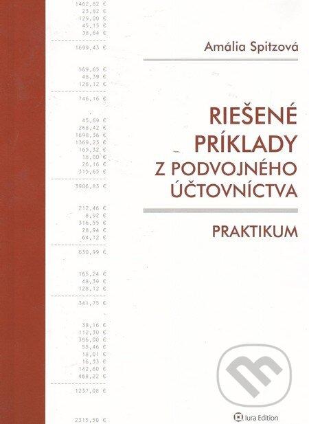 Fatimma.cz Riešené príklady z podvojného účtovníctva – praktikum Image