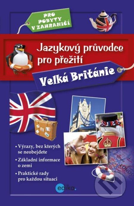Fatimma.cz Jazykový průvodce pro přežití: Velká Británie Image
