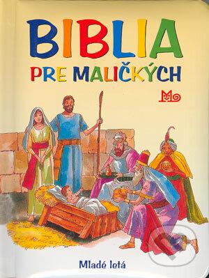 Fatimma.cz Biblia pre maličkých Image
