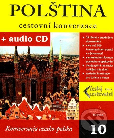 Bthestar.it Polština - cestovní konverzace + CD Image