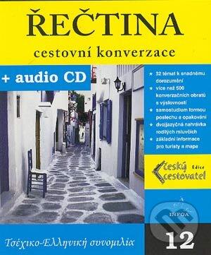Interdrought2020.com Řečtina - cestovní konverzace + CD Image