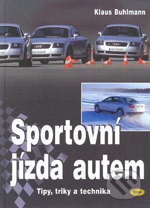 Sportovní jízda autem - Klaus Buhlmann