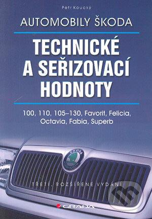 Fatimma.cz Automobily Škoda – technické a seřizovací hodnoty Image