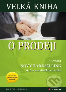 Velká kniha o prodeji - Martin Limbeck