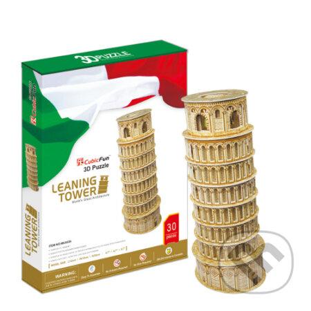 Šikmá veža v Pise - CubicFun