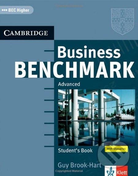 Business Benchmark Advanced BEC Edition - Guy Brook-Hart