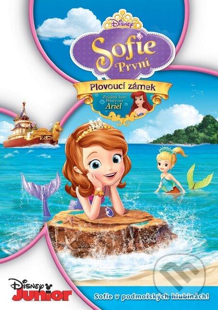 Sofie První: Plovoucí Zámek DVD