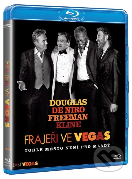 Frajeři ve Vegas Blu-ray