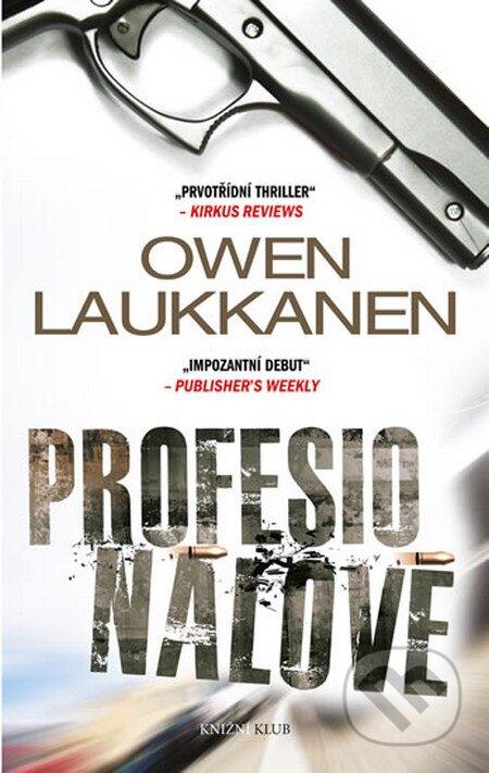 Profesionálové - Owen Laukkanen
