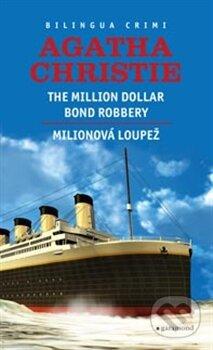 Interdrought2020.com Milionová loupež / Million Dollar Bond Robery Image