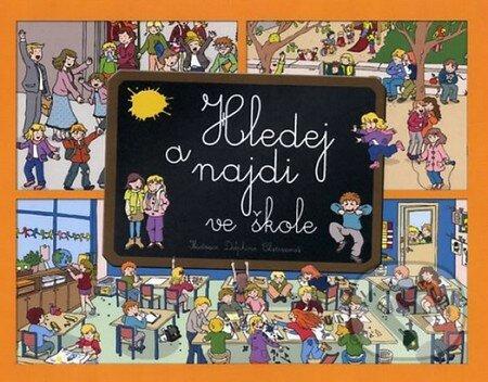 Hledej a najdi ve škole - Irena Aubertová