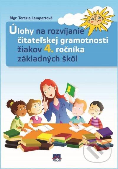 Fatimma.cz Úlohy na rozvíjanie čitateľskej gramotnosti žiakov 4. ročníka základných škôl Image