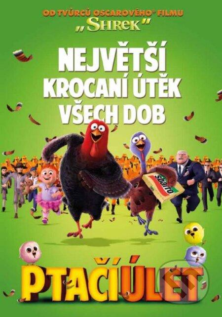 Vtáčí úlet DVD