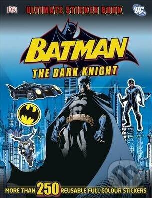Batman the Dark Knight Ultimate Sticker - Dorling Kindersley