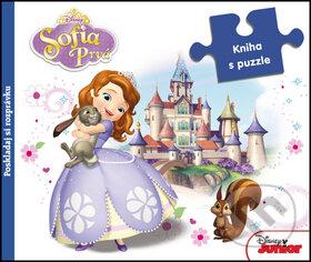 Venirsincontro.it Sofia Prvá: Kniha s puzzle Image