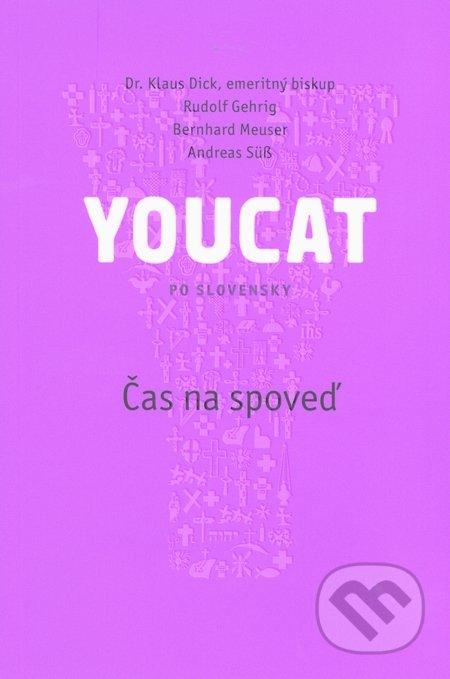 Venirsincontro.it Youcat - Čas na spoveď Image