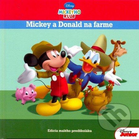 Fatimma.cz Mickeyho klub: Mickey a Donald na farme Image