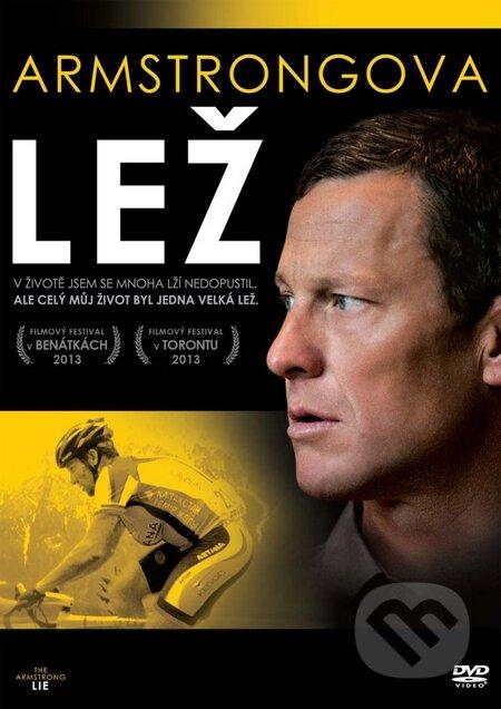 Armstrongova lež DVD
