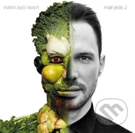 Kniha  Moje jedlo 2 (Martin Pyco Rausch)  ee5bffee429